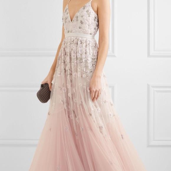 a102a6bfccce Needle   Thread Floral Embellished Bridal Prom